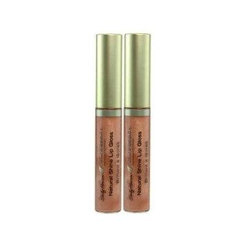 Sally Hansen Natural Beauty Natural Shine Lip Gloss #1036-30 DESERT SANDS (Qty. of 2 tubes)