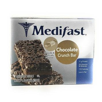Medifast Chocolate Crunch Bars (1 Box/7 Servings)