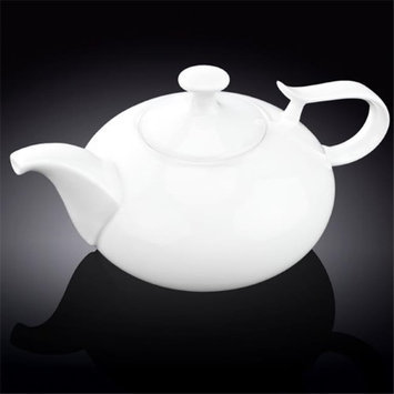Wilmax 994042 2250 ml Tea Pot White - Pack of 12
