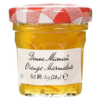 Bonne Maman Orange Marmalade 1 oz Jars (Pack of 15)