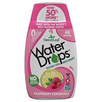 SweetLeaf WaterDrops, Raspberry Lemonade, 1.62 Ounce [Raspberry Lemonade]