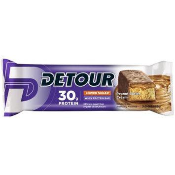 Forward Foods - Detour Bar Low Sugar Peanut Butter Cream - 3 oz.
