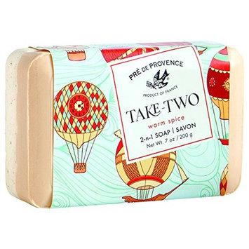 Pre de Provence Take Two, Warm Spice, 200 Gram [Warm Spice]