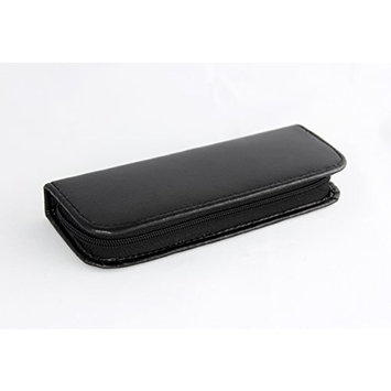 Leather Razor Case by MD Barber Supply