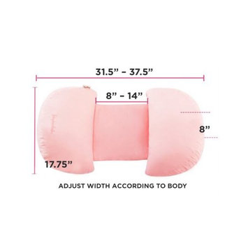 Consumer Goods Usa Tummy Support Maternity Pillow - Pink