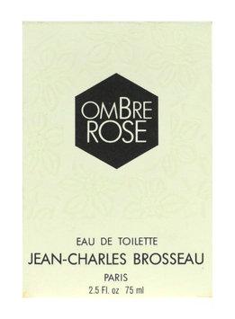 Jean Charles Brosseau Ombre Rose Eau de Toilette Splash 2.5Oz/75ml New In Box