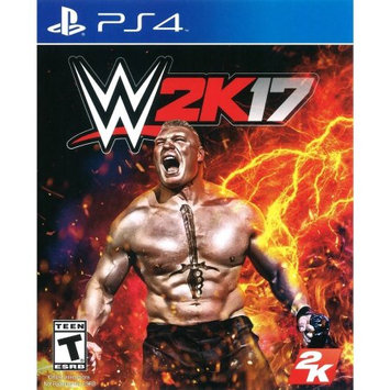 Take 2 Interactive WWE 2K17 - Pre-Owned (PS4)