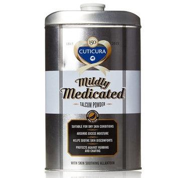 Cuticura Mildly Medicated Talcum Powder (250g)