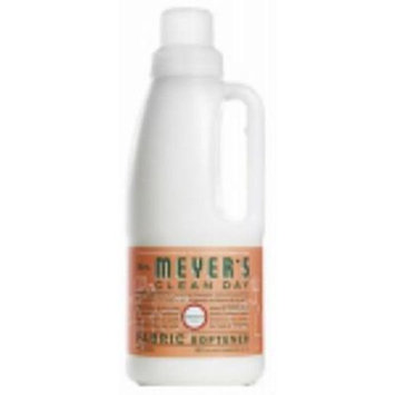MrsMeyer's Clean Day 32 OZ Geranium Scent Fabric Softener Only One