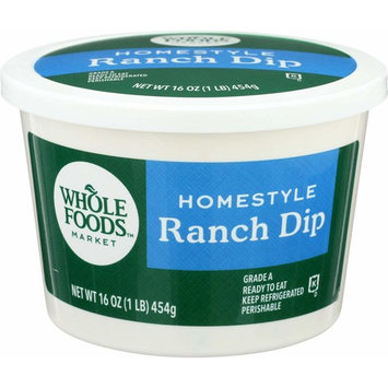 Whole Foods Market Homestyle Ranch Dip, 16 oz