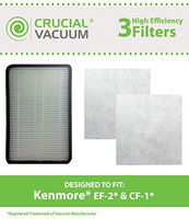 Kenmore EF2 & CF1 Filter Kit