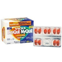 Vicks Dayquil/Nyquil Combo Pack - 60 ct.