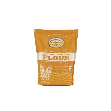 Wheat Montana Prairie Gold 100% White Whole Wheat Flour (1-BAG) (NET WT 5 LBS)