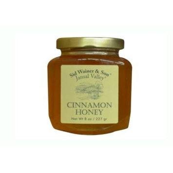 Jansal Valley Cinnamon Honey, 8 Ounce