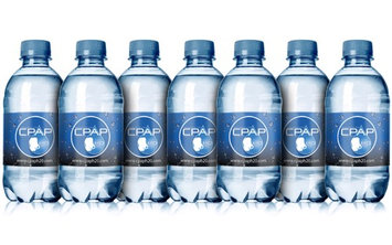 CPAP H2O Premium Distilled Water - 14 Bottle Pack (Pack of 14)