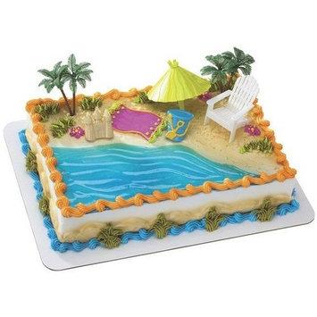 Beach Birthday Cake Kit