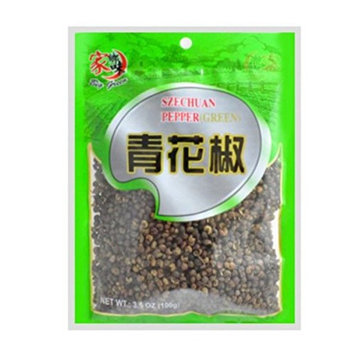 Dried Sichuan Whole Green Peppercorns Spice Sichuan Flavor Peppercorns for Mapo Tofu, Kung Pao Chicken, Spicy Chicken 3.53 Ounce青花椒