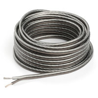 Carwires 18-AWG High-Strand Car Speaker Wire - 34 ft.