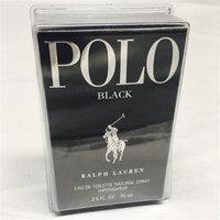 Ralph Lauren 24722871 Polo Black - Eau de Toilette Spray