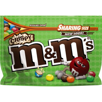 M & M's Crispy Chocolate Candies - 8oz