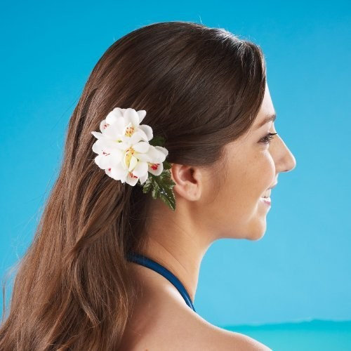 Hair Flower Clips Costume Accessory