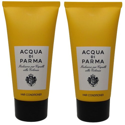 Acqua Di Parma Colonia Hair Conditioner lot of 2.5oz Bottles. Total of 5oz (Pack of 2)