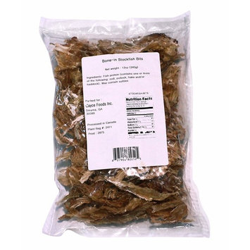 Stockfish Bits by Nature's Best 12 oz Pack