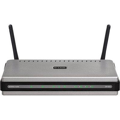 D-Link DIR-625 RangeBooster Wireless N Router