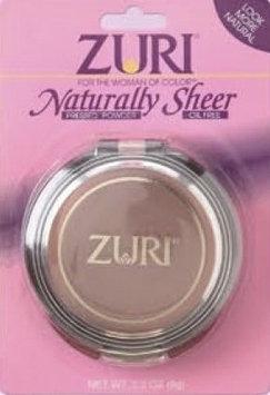 Zuri Naturally Sheer Pressed Powder (Honey Comb)