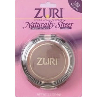 Zuri Naturally Sheer Pressed Powder (Honey Comb)