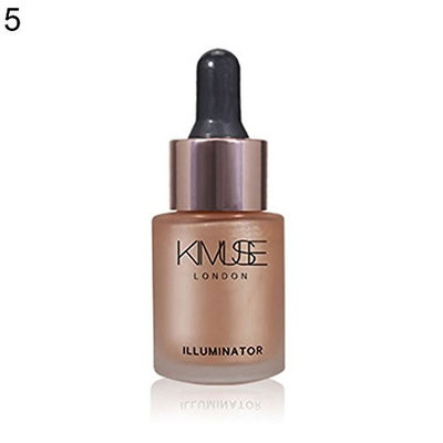 dds5391 Beauty Makeup Highlighter Liquid Lady Face Contour Brightener Shimmer Cosmetic