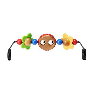BABYBJORN Wooden Toy for Bouncer - Googly Eyes [Googly Eyes]