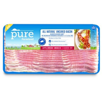 Pure Farmland Applewood Smoked Bacon - 10oz