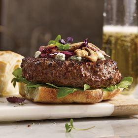 Omaha Steaks 24 (5.3 oz.) Filet Mignon Burgers
