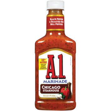 A.1. Steakhouse Chicago Marinade