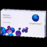 Biofinity Multifocal Contact Lenses