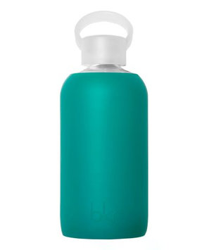 bkr Glass Water Bottle - Green (16 oz.)