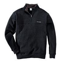 Columbia Mens Hart Mountain II 1/4-Zip Pullover