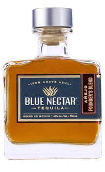 Blue Nectar Tequila Anejo Founder's Blend