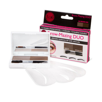J. Cat Beauty Brow-Mazing Duo