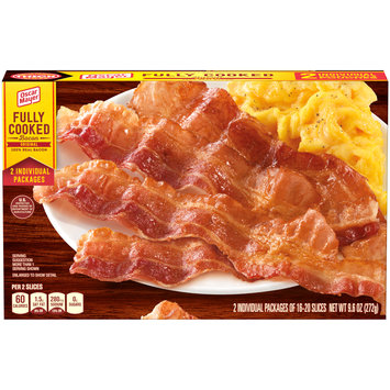 Oscar Mayer Original Fully Cooked Bacon