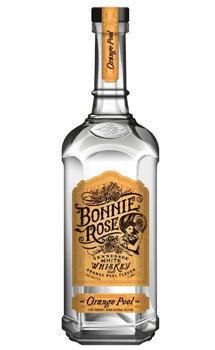 Bonnie Rose Tennesse White Whiskey Orange Peel