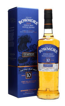 Bowmore Scotch Single Malt 10 Year Dorus Mor