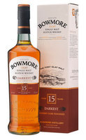 Bowmore Scotch Single Malt 15 Year