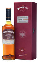 Bowmore Scotch Single Malt 23 Year Port Cask Matured