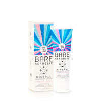 Bare Republic Mineral SPF 30 Tinted Face Sunscreen Lotion