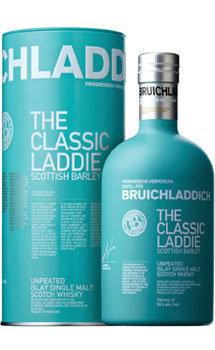 Bruichladdich Scotch Single Malt-The Laddle Scottish Barley