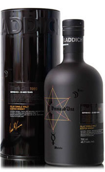 Bruichladdich Scotch Single Malt-Black Art 4 23 Year
