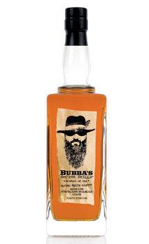 Bubba's Secret Stills - Brown Spice Liqueur