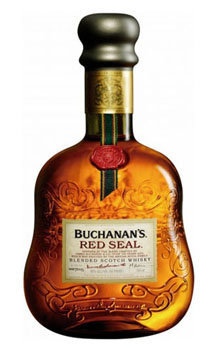 Buchanan Scotch Red Seal